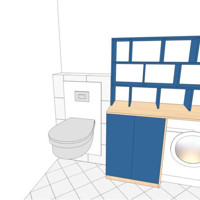 łazienka myśliwska1171
