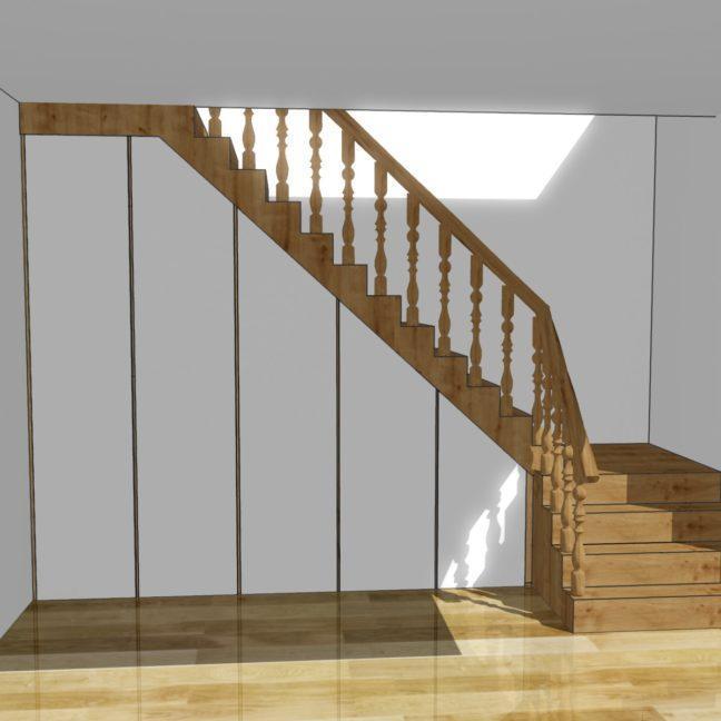 zabudowa schodów jaśminowy stok