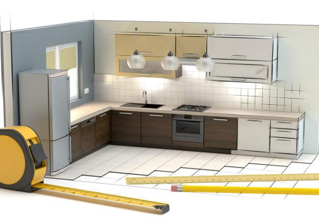 Zalety mebli kuchennych na wymiar